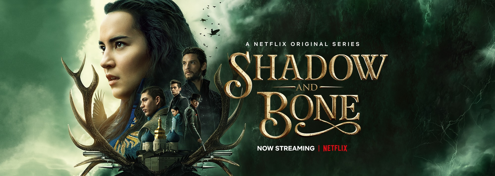 Shadow and Bone, Netflix, 21 Laps Entertainment