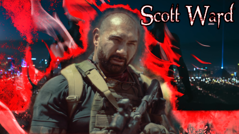 Scott Ward, Army of the Dead, Netflix, The Stone Quarry, Dave Bautista