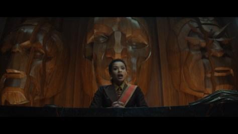 Judge Renslayer, Loki, Disney+, Marvel Studios, Gugu Mbatha-Raw