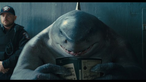 King Shark, The Suicide Squad, HBO Max, Atlas Entertainment, DC Comics, DC Entertainment, The Safran Company, Warner Bros., Sylvester Stallone
