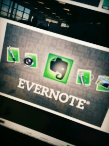 Use Evernote