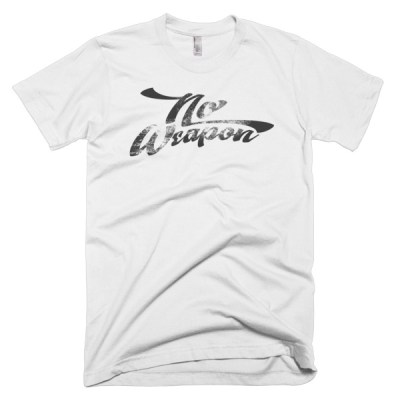 No Weapon Light T-Shirt