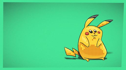 Brainslug_PikachuDesktopBG