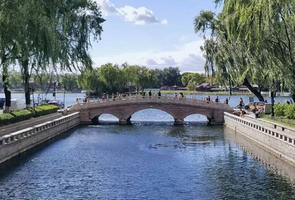 Beijing Lake