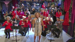 Darlene Love on David Letterman's Christmas Episode