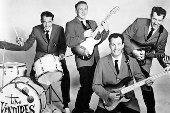 The Ventures, 1960