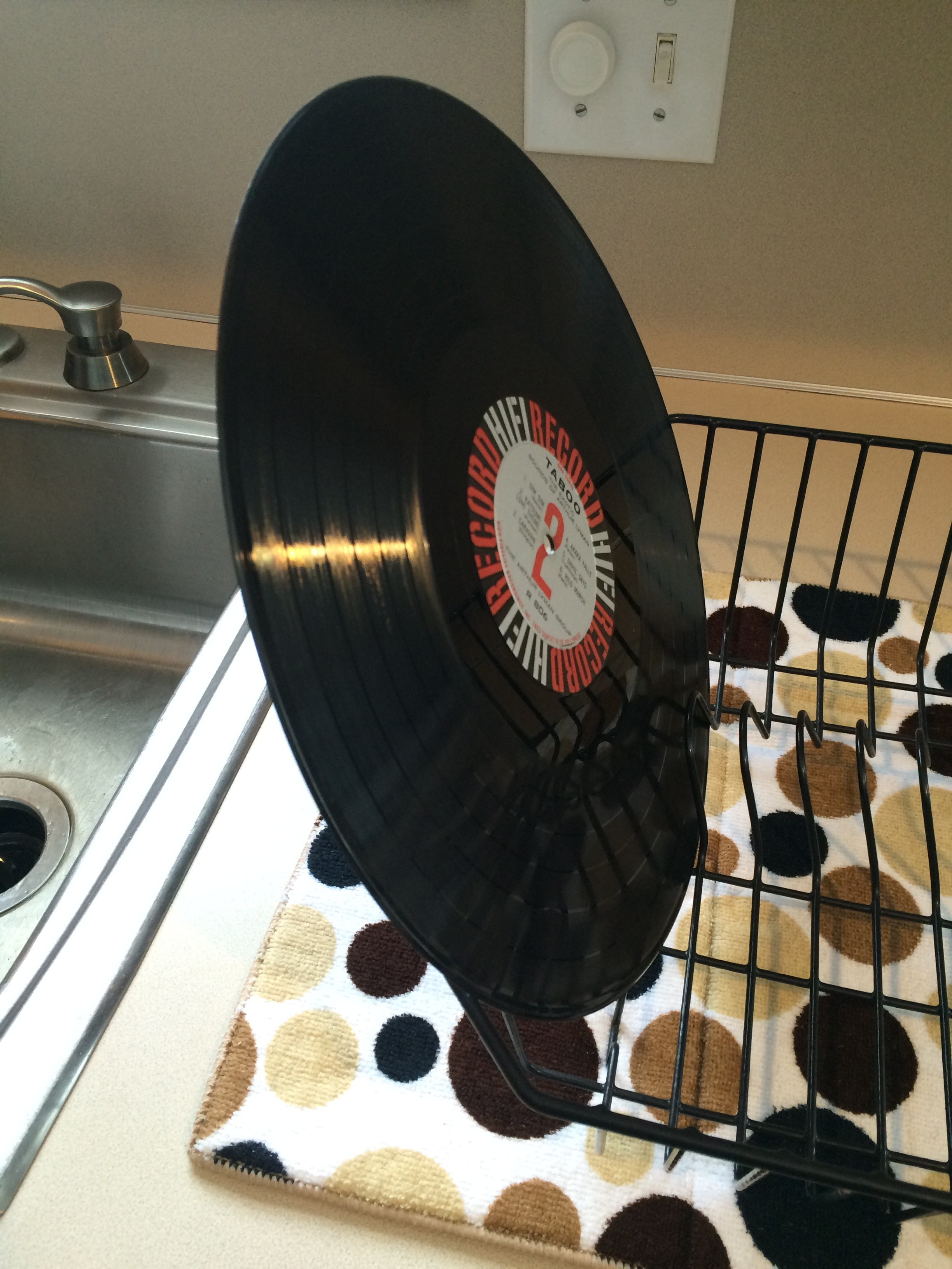 Diy Vinyl Record Cleaning Cheap And Easy Brainstembob