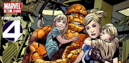 Fantastic Four millar hitch