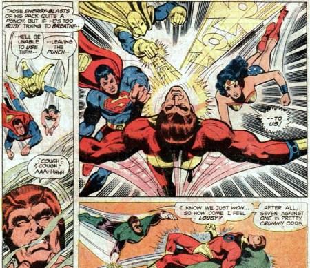Justice League 183 orion paliza
