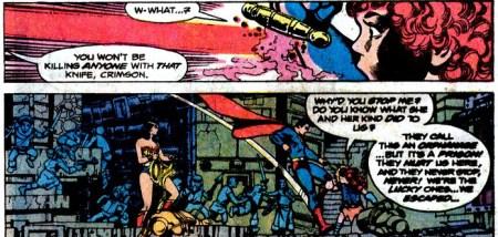 Justice League 185 Superman children