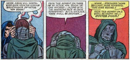 doctor doom doctor muerte birth of doctor doom