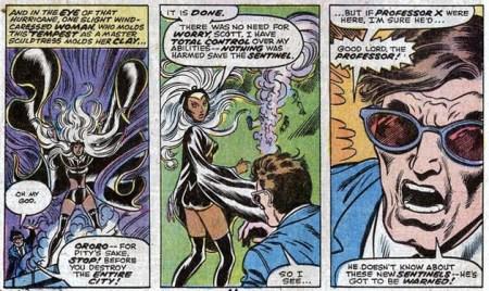 X-men 98 Storm is overpowered