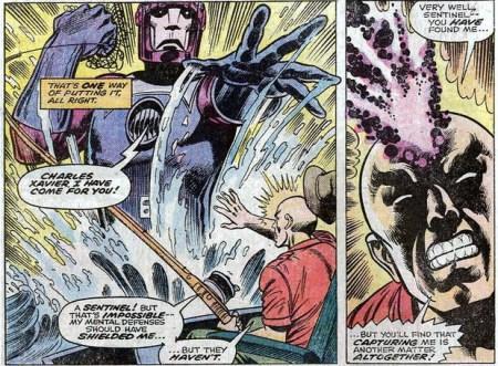 X-men 98 Xavier