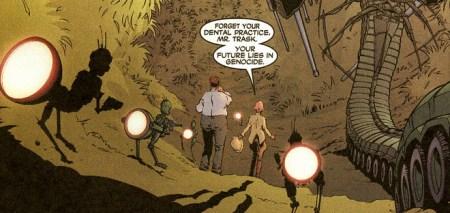 New X-men 114 genocide