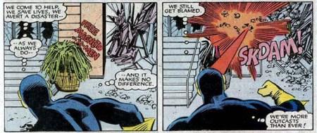 Uncanny X-men 200 cyclops