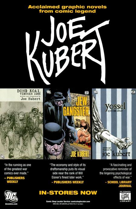 Joe_Kubert _library_dc_comics