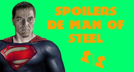 Man of steel Bizarro Spoilers