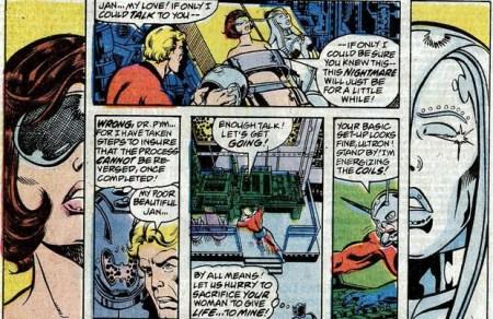 Avengers perez