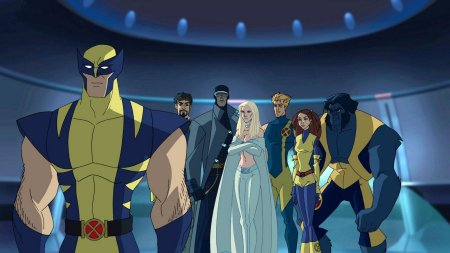 Wolverine & the X-men