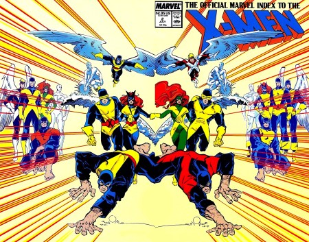 X-Men 1963 original simonson