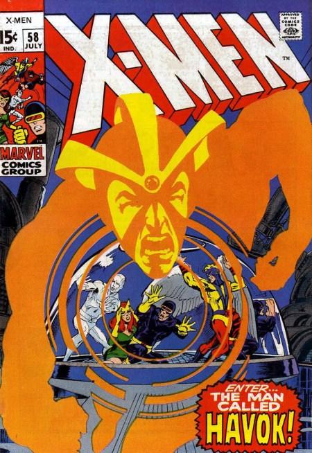 X-men 58 Adams