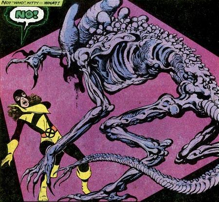 x-men-claremont-byrne-kitty-pryde-ngarai-alien