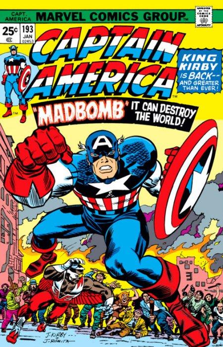 Captain-America-193-jack-kirby-madbomb