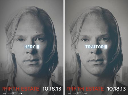 the-fifth-estate-poster-cumberbatch-assange-hero-traitor
