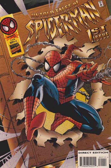 Untold Tales of Spider-Man 1
