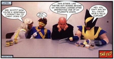 X-Men after Lobdell