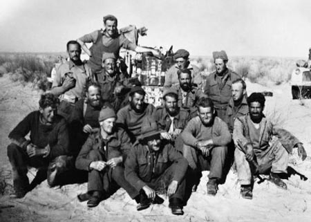 the-long-range-desert-group-(LRDG)