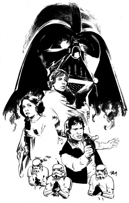 Immonen Star Wars