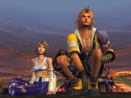Final Fantasy X Tidus Yuna