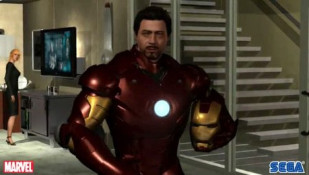 IRON MAN VIDEOGAME