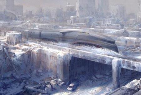 snowpiercer_poster_Bong Joon-ho -Le-Transperceneige-chris-evans_ConceptArt04