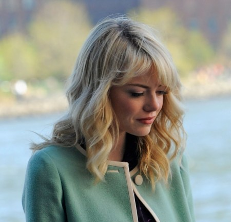 Gwen Stacy Emma Stone Amazing Spiderman 2