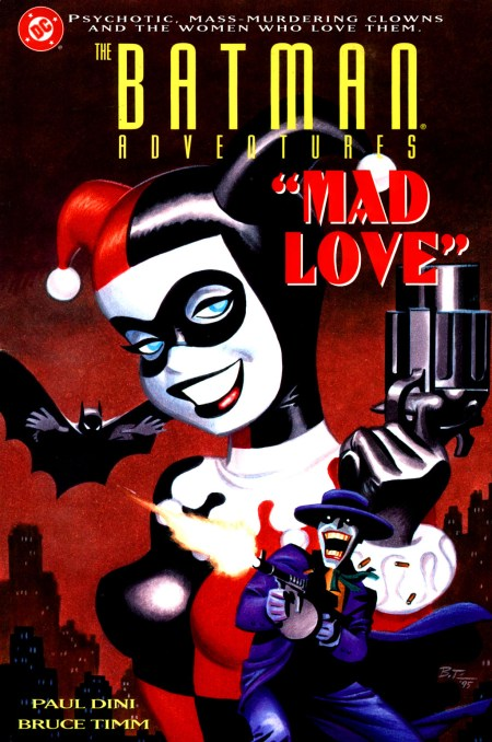 Batman Mad Love Amor Loco Paul Dini Bruce Timm