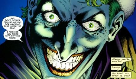 Detective Comics 826 Joker maniac