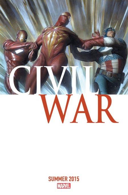 Civil War-marvel-teaser-summer-2015