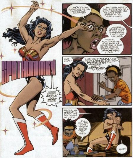 Wonder Woman 190