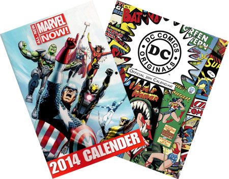 marvel-dc-2014-calendars