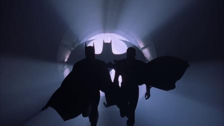 Batman Forever 60s Adam West Burt Ward