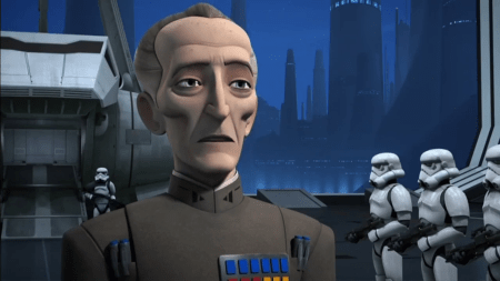 Star Wars Rebels Tarkin