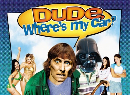 Tarkin Vader Dude where's my car colega donde esta mi coche