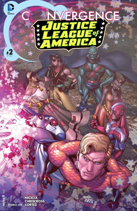 Convergence - Justice League of America2