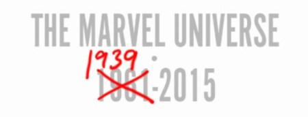 Marvel Universe death 1939 2015
