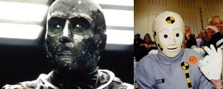 Doctor Doom Trank Fantastic Four 2015 Crash Dummy