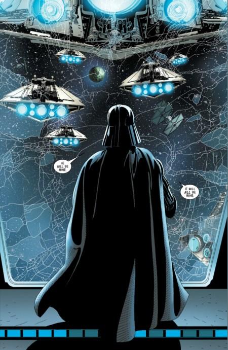 Darth Vader Salvador Larroca Kieron Gillen