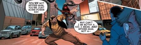 Ultimate Spiderman Poser