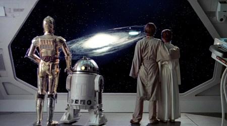 Empire Strikes Back end